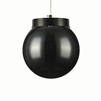 RAING Einzelner Kopf Farbige Kugel Glas Pendelleuchten Moderne ...