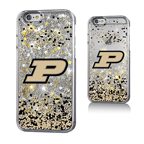 Purdue Boilermakers Gold Glitter iPhone 6 & 6s Case - Phone Cell Case Boilermakers