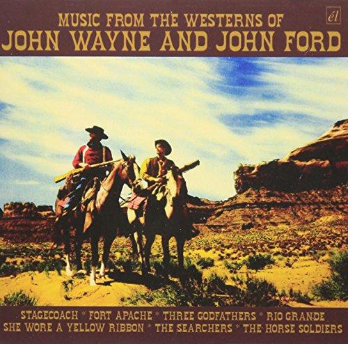 Music from the Westerns of John Wayne & John Ford