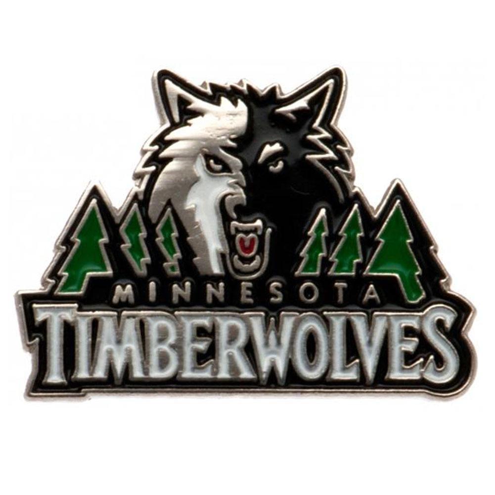 Minnesota Timberwolves Badge by Minnesota Timberwolves TFS