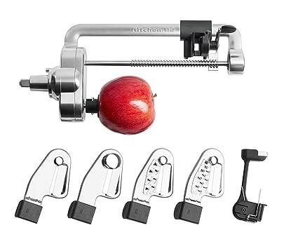 Amazon Com Kitchenaid Rksm1apc Spiralizer Attachment With Peel