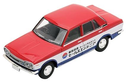 Tomica Limited Vintage LV-144a Blue Bird Nissan Service