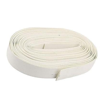 1.6m Length 20mm Dia 35mm Flat Width Heat Shrink Tubing Tube Sleeving Wrap Wire