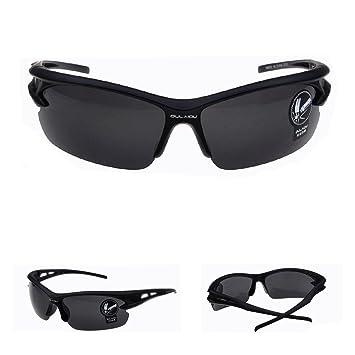 Deportes de gafas de sol, Outdoor Sports Gafas de sol de aluminio magnesio de aleación