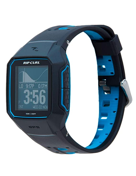9c116a76cb3 Amazon.com  Rip Curl Search GPS Series 2 Smart Surf Watch Blue - Unisex   Sports   Outdoors