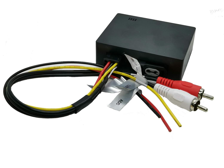 Car Stereo Radio Optical Fiber Decoder Most Box for BMW E90/E91/E92/E93 2005-2012 M3 3 Series by Fly Flag (Image #4)