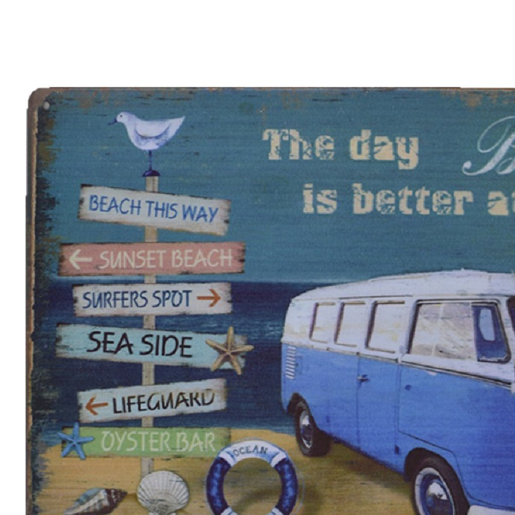 MonkeyJack Vintage Coffee Pub DIY Poster Wall Decor Metal Paintings Sign Car /& Motorcycle Series A