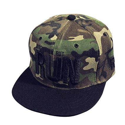 Clemunn - Gorra de béisbol Ajustable de algodón Bordado con ...