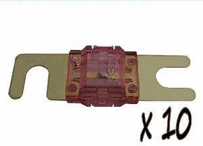 Mini Midi Anl Sicherung 250 A Für Jeden Mini Sicherungshalter Baumarkt