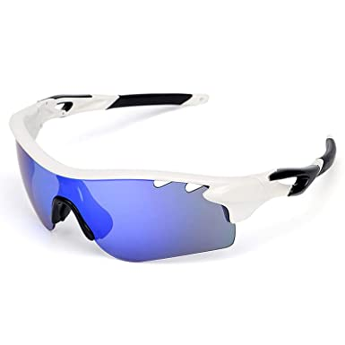 Daesar Gafas de Trabajo Antivaho Gafas de Sol Blanco Gafas ...