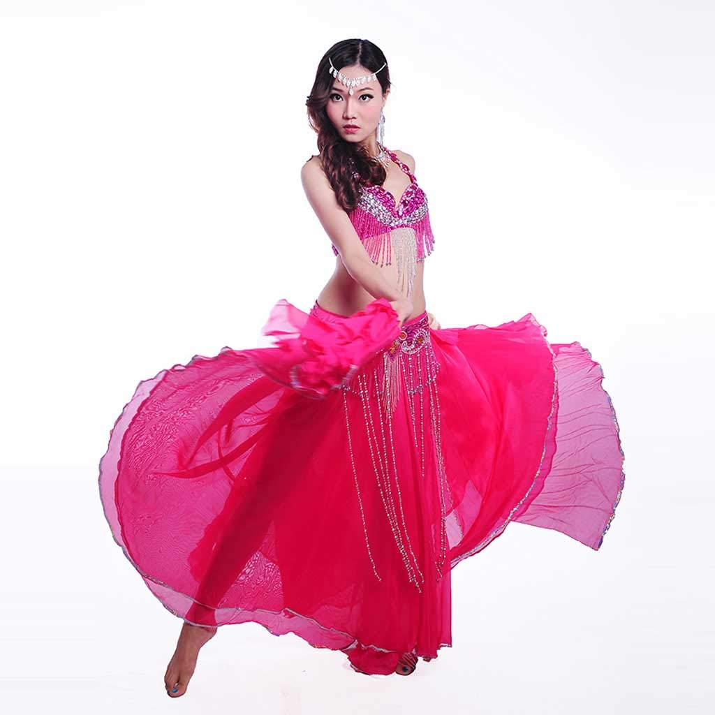 全国宅配無料 成人女性のベリーダンスの衣装、ビーズのブラのドレス B07J4317DW s S s|ローズレッド ローズレッド ローズレッド S B07J4317DW s, リサイクルきもの福服:ca82d807 --- a0267596.xsph.ru