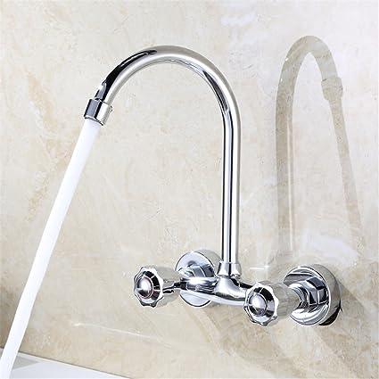 Amazon.com: LHbox Tap Sprayer Spout Kitchen Faucet Copper-to ...