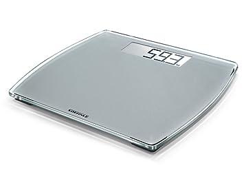Soehnle Style Sense Comfort 300 - Bascula de bano digital, plata: Amazon.es: Salud y cuidado personal
