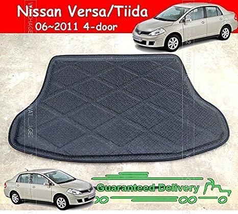 nissan tiida 2009 accessories