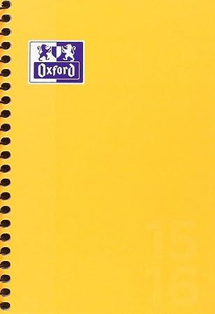 Oxford 400052602 - Agenda escolar 10dence neón A6 semana ...