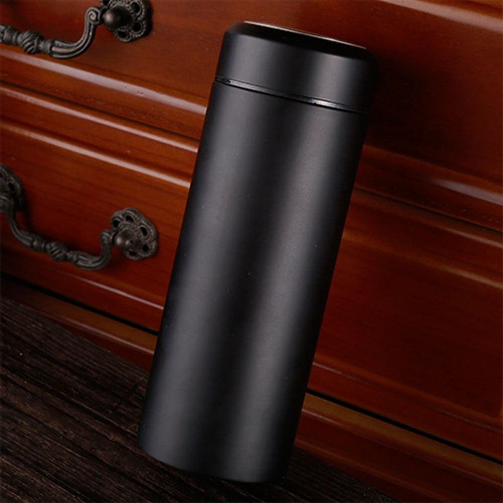 Ocamo Outdoor Stainless Steel Vacuum Cup Thermos for Office Home Car Hotel Hospital School Traveling Vacation