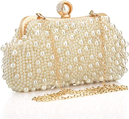 Handbags For Women by RedCommerce Velour Party Accessory Purse Bag Evening Bag Any Ocassion with Crystal Flower Design