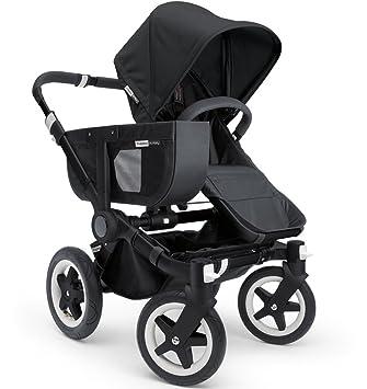 Amazon.com : Bugaboo Donkey Complete Mono Stroller - All Black ...