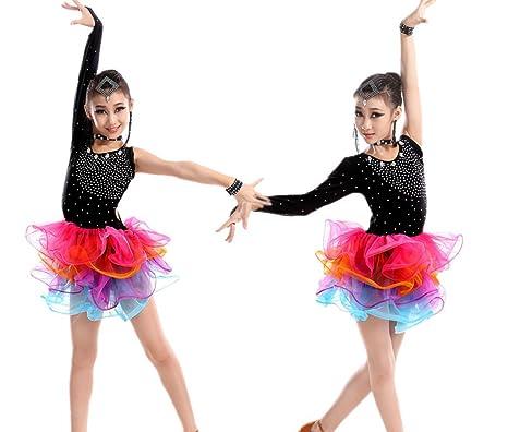 ZHANGQIAN Vestido De Falda De Baile Falda De Ballet Vestido De ...