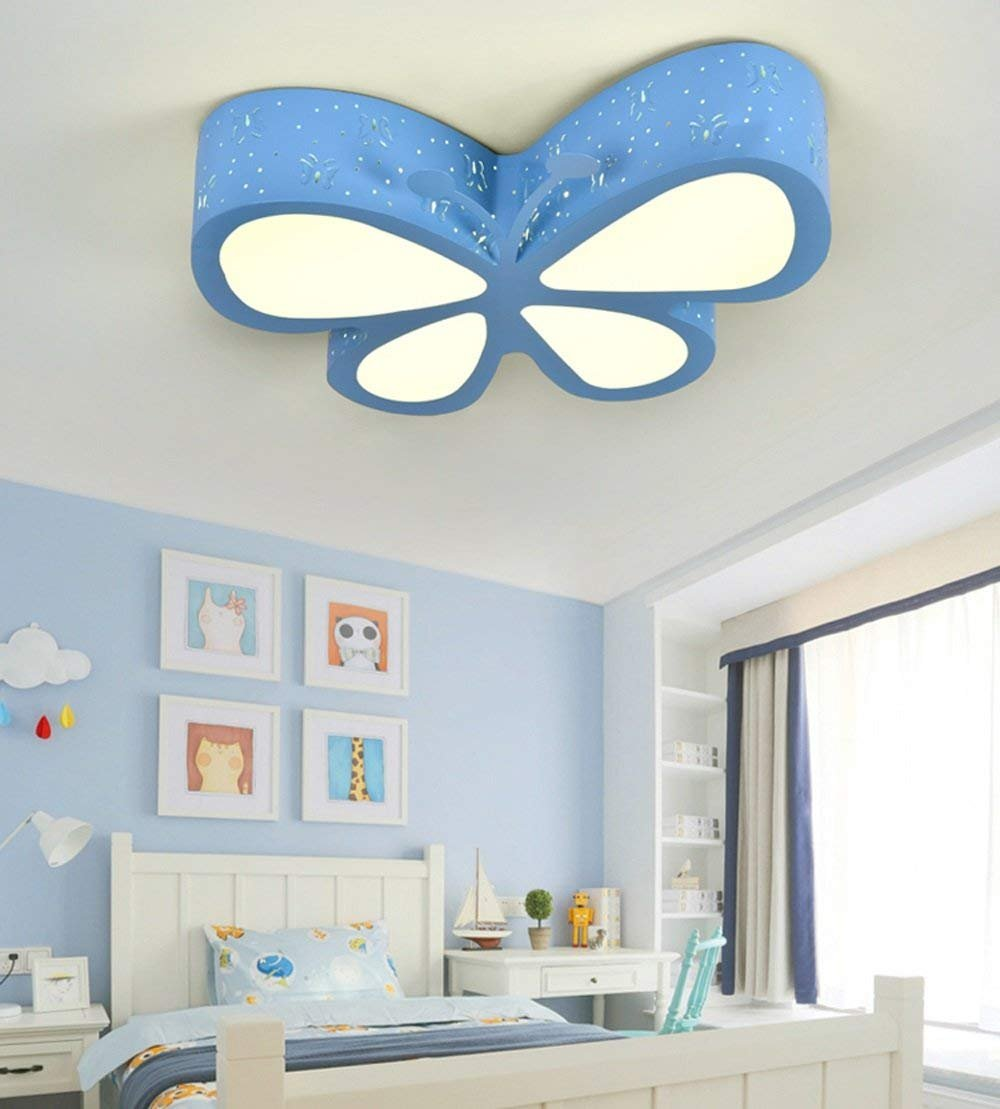Nochx Kinder Deckenlampe Schmetterling Led Deckenlampe Junge