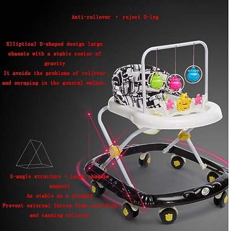 YUMEIGE Andadores Andador básico, cambiador de juguetes de ...