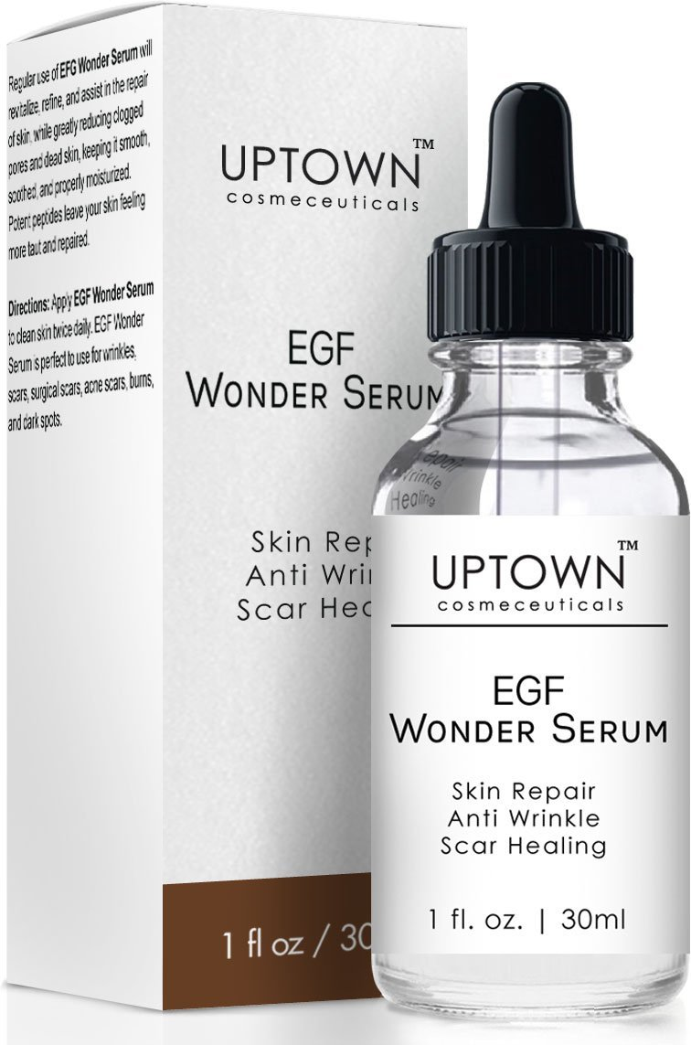 Acne Scar Removal & Wrinkle Wonder Serum, Helps Reduce the Appearance of Scars, Wrinkles, Burns, and Dark Spots Visibly, 30ml