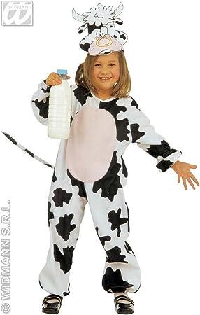WIDMANN Desconocido Disfraz de vaca para niña: Amazon.es: Juguetes ...