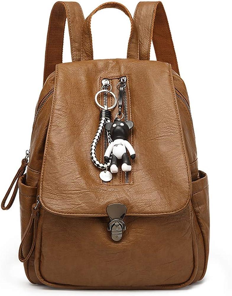 Shoulder Bag Rucksack PU...