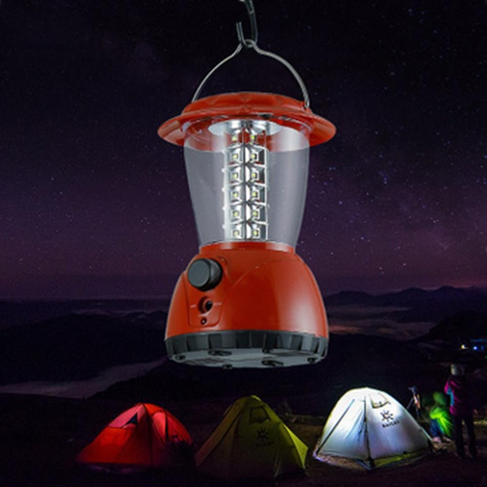 DMMSS led Light control outdoor Solar energy Campfire Charge tent camping Super bright Emergency lamp