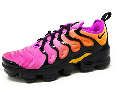 43a5ab42add77 Nike Women s Shoes AIR Vapormax Plus Sneakers in Multicolor Synthetic  Fabric AO4550-004