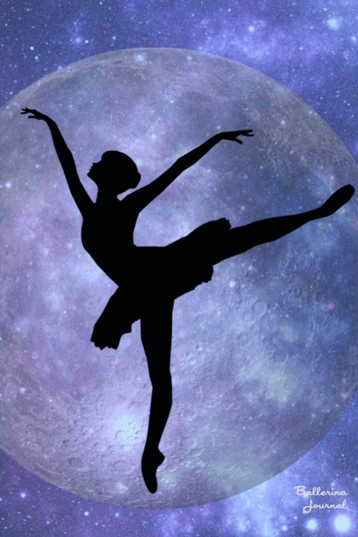 Ballerina Journal Beautiful Ballet Notebook To Write In Blue Moon Cover Ballet Belle Press 9781729464106 Amazon Com Books