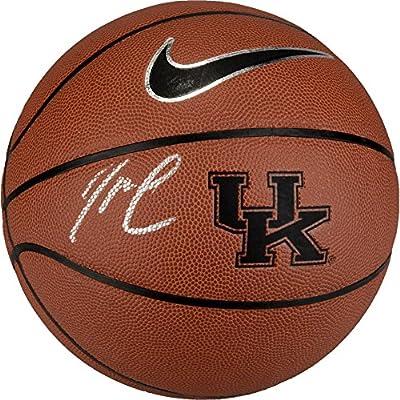 DeMarcus Cousins Kentucky Wildcats Autographed Kentucky Logo Nike Basketball - Fanatics Authentic Certified