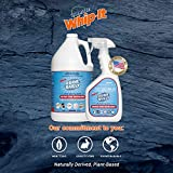 Whip-It Odor Bully Instant Odor Neutralizer Spray - Stain Remover and Odor Eliminator for Home and Car in One - 32oz