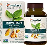 Himalaya Turmeric 95 with Curcumin for Joint Support, 60 Capsules, 600 mg, 2 Month Supply
