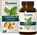 Himalaya Turmeric 95 with Curcumin for Joint Support, 60 Capsules, 600 mg, 2