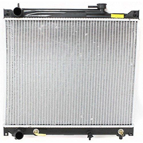 Evan-Fischer EVA27672031643 Radiator for CHEVROLET TRACKER VITARA 99-05 2.0/2.5L -