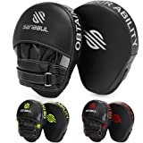 Sanabul Essential Curved Boxing MMA Punching Mitts
