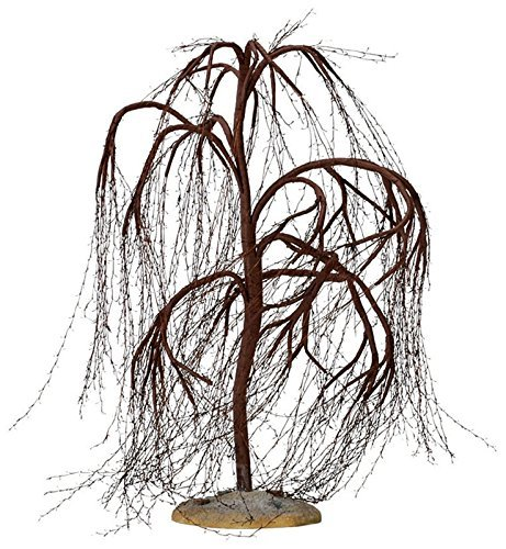 #44153 Winter Willow Tree, Large Lemax