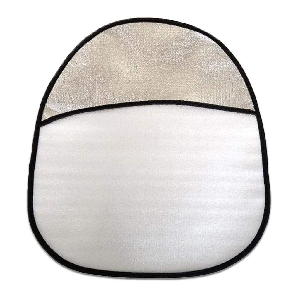 katiway Housse Volant de Voiture Pare Soleil en Coton Perle Couverture Protection Contre Le Soleil Prot/ège Solaire en Et/é