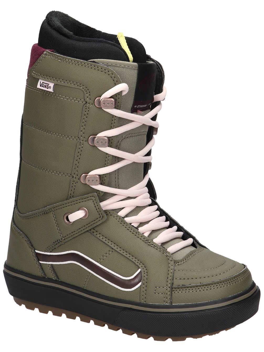 Vans hi standard og women snowboard boots green burgundy us sports outdoors  jpg 1006x1340 Vans winter deb28cc86
