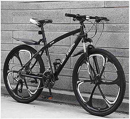 KXDLR Bicicleta de montaña, 26 Pulgadas Ruedas de Bicicleta Edad ...