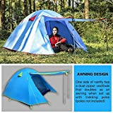 Weanas Professional Backpacking Tent 2 3 4 Person 3
