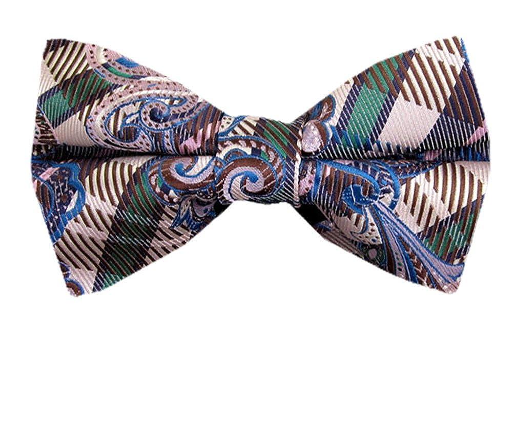 Mens Pre-Tied Bow Ties Designer Fashion