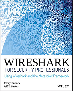 Amazon ceh certified ethical hacker bundle third edition wireshark for security professionals using wireshark and the metasploit framework fandeluxe Images
