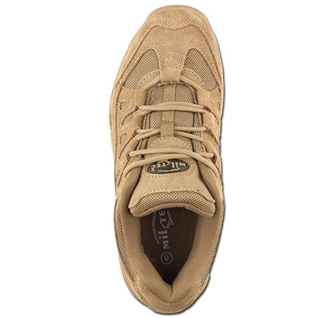CoyoteEt 2 Inch Chaussures Mil 5 Trooper Tec SzqUVGMLp
