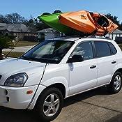 Amazon Com Tms J Bar Rack Hd Kayak Carrier Canoe Boat
