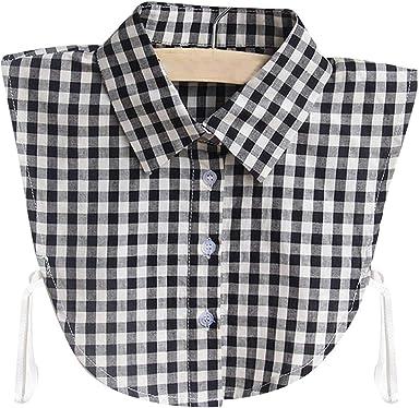 BASSK - 1 manta para mujer, estilo retro, con estampado de camisa ...