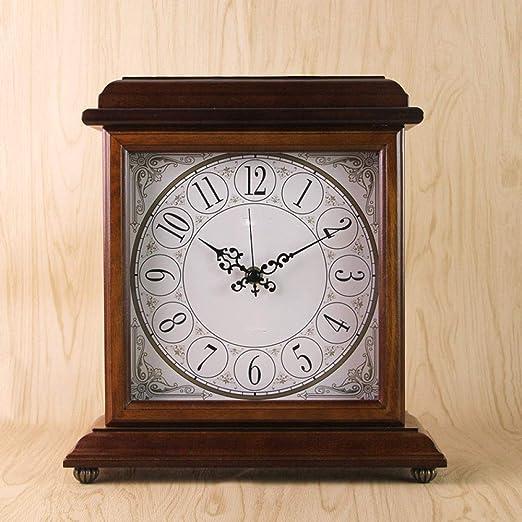 Bright Despertadores mecánicos Reloj de Mesa Cerradura Dormitorio ...