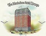 The Blackstone Hotel (Chicago) Brand Cigar Box