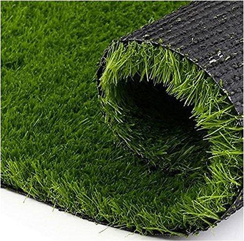 Yellow Weaves High Density Artificial Grass Carpet Mat For Balcony, Lawn, Door (4 X 8 Feet) product image